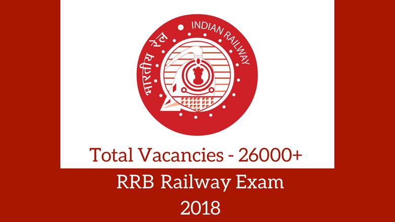 Rrb exam 2018