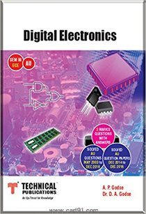 Engineering Second Year Digital Electronics (Technical Publication)