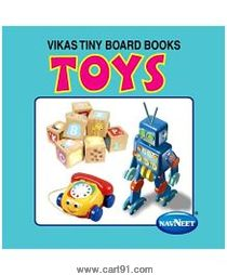 Navneet Vikas Tiny Board Books Toys English