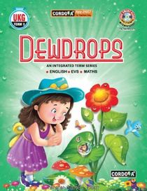 Dewdrops UKG Term Book 3