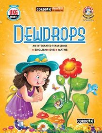 Dewdrops UKG Term Book 1