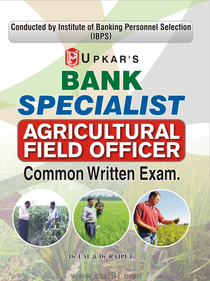 IBPS Bank Specialist Agricultural Field Officer