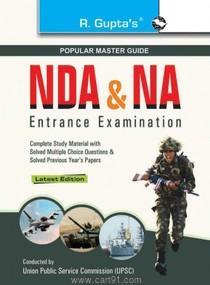 Popular Master Guide NDA And NA Entrance Examination