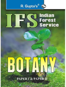 Indian Forest Service Botany Paper I And II