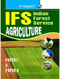 Indian Forest Service Agriculture Paper I And II