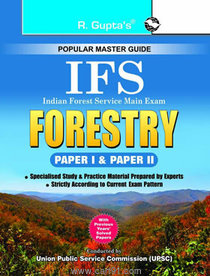 IFS Forestry Main Examination Paper I And II