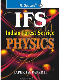 Indian Forest Service Physics Paper I And II