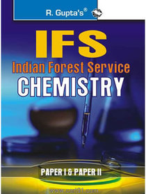 Indian Forest Service Chemistry Paper I And II