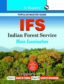 Indian Forest Service Main Examination