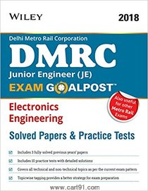 DMRC Electronics Engineering Solved Papers And Practice Tests
