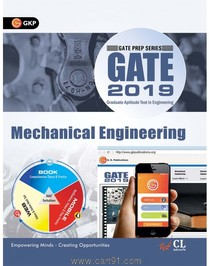 GATE 2019 Mechanical Engineering