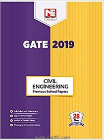 GATE 2019 Civil Engineering Previous Solved Papers