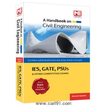 A Handbook on Civil Engineering IES GATE PSUs