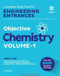 Engineering Entrances Objective Chemistry Volume 1