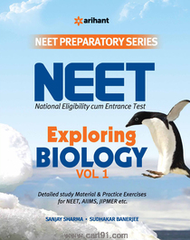 NEET Exploring Biology Volume 1