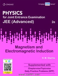 Physics for Joint Entrance Examination JEE (Advanced) Magnetism and Electromagnetic Induction