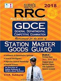 RRC GDCE Station Master Goods Guard