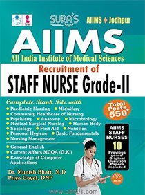 AIIMS Recuritment STAFF NURSE Grade II