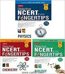 Objective NCERT At Your Fingertips NEET ( Physics Chemistry Biology )
