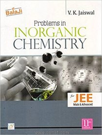 Problems in Inorganic Chemistry For JEE Main And Advanced