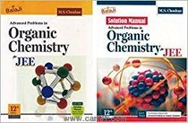 Advanced Problems in Organic Chemistry For JEE With Solution Manual