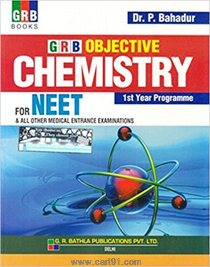 Objective Chemistry For NEET 1st Year Programme