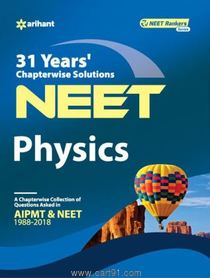 NEET Physics 31 Years Chapterwise Solutions