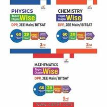 Physics Chemistry And Mathematics Topic And Chapter wise Daily Practice Problem