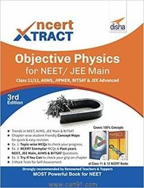 NCERT Xtract Objective Physics For NEET JEE Main
