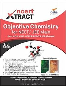 NCERT Xtract Objective Chemistry For NEET JEE Main