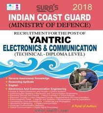 Indian Coast Guard Yantric Electronics and Communication