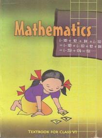 NCERT Mathematics For 6th Class