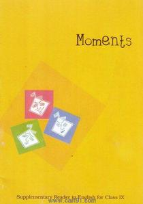 NCERT Moments In English Textbook For 9th Class