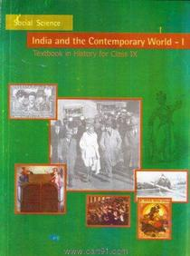 NCERT India And The Comtemprary World I For 9th Class