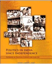 Politics in India since Independence Political Science For 12th Class