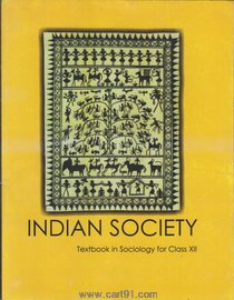 Indian Society Textbook in Sociology for 12th Class