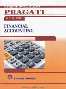 Bcom First year Financial Accounting (Fy Bcom)