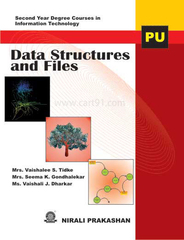 Data Structures And Files