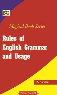 Rules of English Grammar And Usage