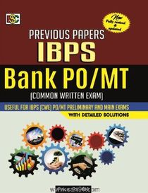 IBPS Bank PO MT (CWE) Previous Papers