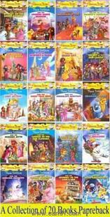 Thea Stilton ( Set of 20 Books)