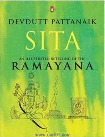Sita Illustrated Retelling of The Ramayana