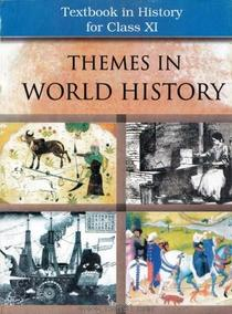 NCERT Themes In World History Textbook For 11th Class