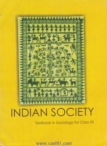 NCERT Sociology For 12th Class