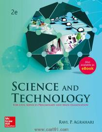 Science and Technology for Civil Services Preliminary and Main Examinations
