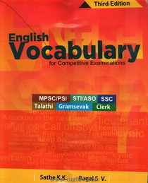 English Vocabulary for Competitive Examinations