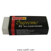 Camlin Supreme Xl All Clear Eraser Carton Pack Of 20