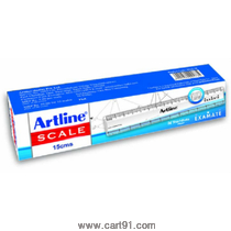 Artline Scale 15cm Box Of 10