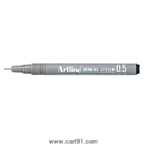 Artline Drawing Pen 0.5mm Black
