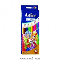 Artline Tri-Art Color Pencils Set Of 12